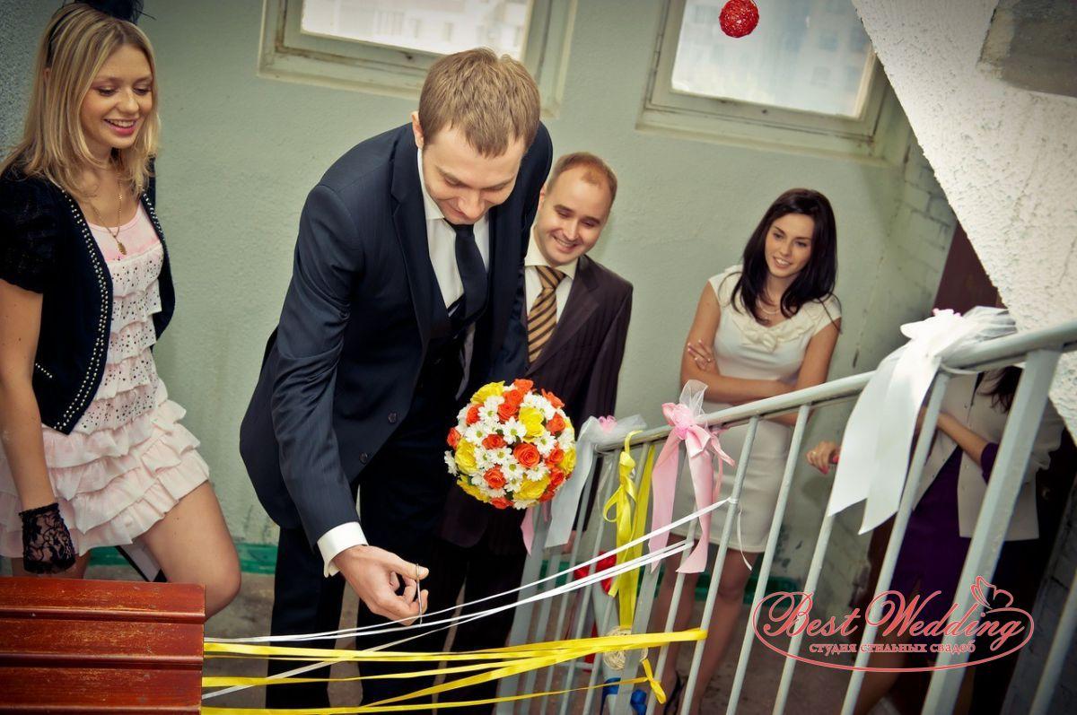 Выкуп невесты, сценарии выкупа невесты, сценарий